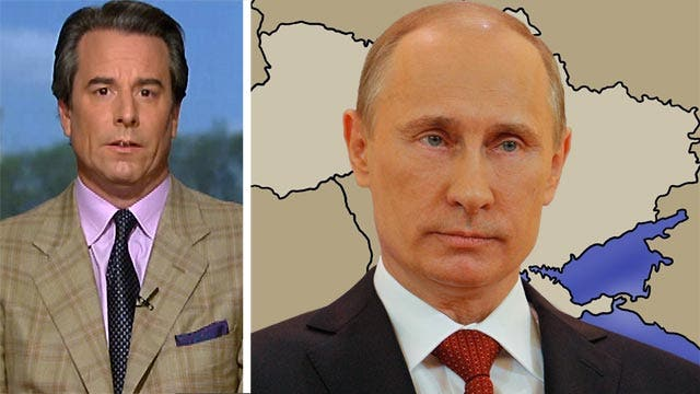 Amb. Holliday: 'Pretty clear' Russia wants eastern Ukraine