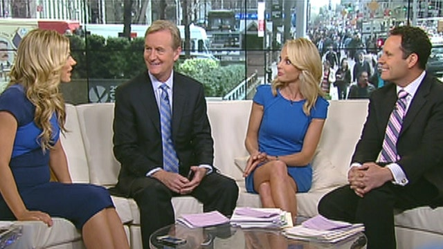 Fox Flash: Debbie Matenopoulos stops by