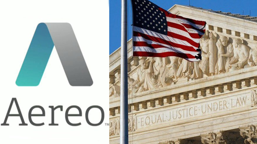 High court conflicted on legality of Aereo video service