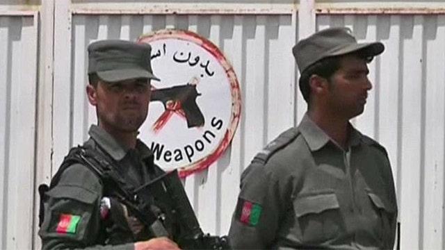 Afghanistan: Hospital guard kills three American doctors