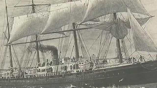 Hundred-year-old shipwreck found off San Francisco coast