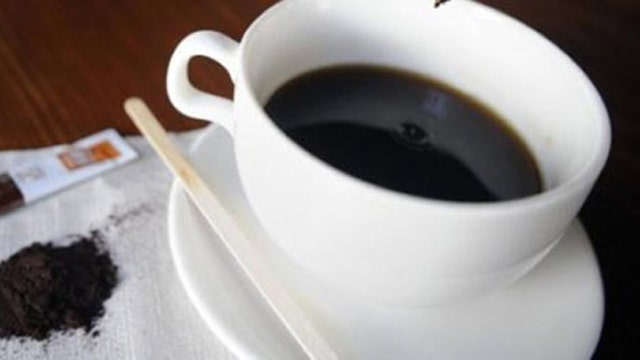 Coffee prices hit two year high