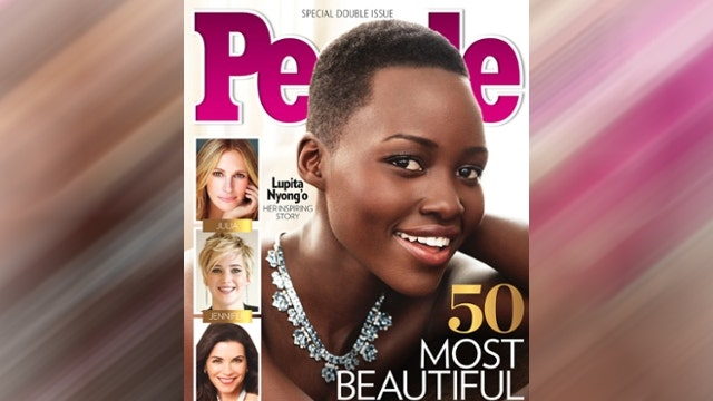 Lupita Nyong'o is People Magazine's Most Beautiful Person