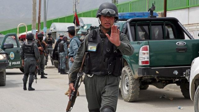 New safety concerns after 3 US doctors killed in Afghanistan