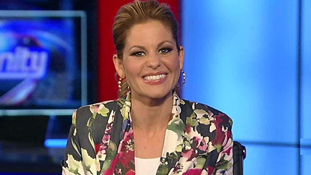 Candace Cameron Bure talks 'Dancing with the Stars'