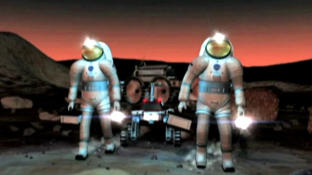 NASA unveils plans to spare humanity from extinction