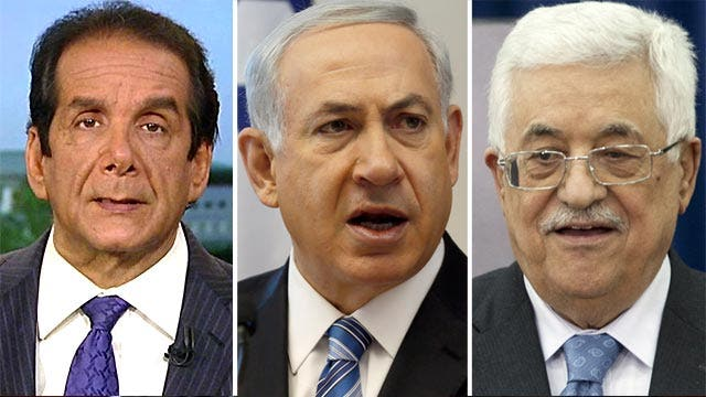 """Krauthammer on peace talks: """"The answer's always no"""""""