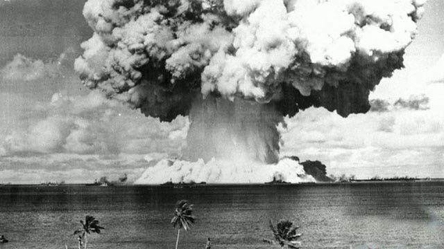 Marshall Islands launch lawsuit against nuclear nations