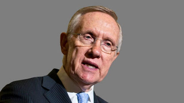 The rise of 'Dirty' Harry Reid