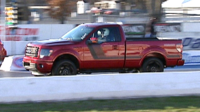 Ford Tremor hits the Track