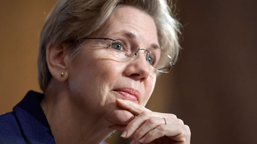 Justin Duckham on what might happen if Sen. Elizabeth Warren runs for president