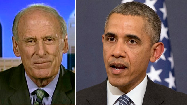 Sen. Coats: Obama should back up 'tough talk' on Russia