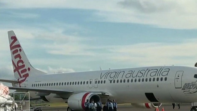 Hijacking scare on Virgin Airlines plane