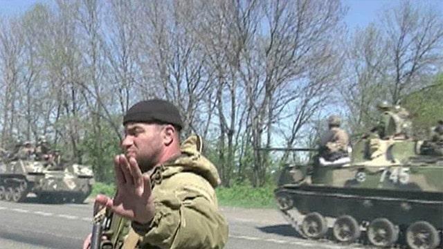 Russia announces military exercises near Ukraine border