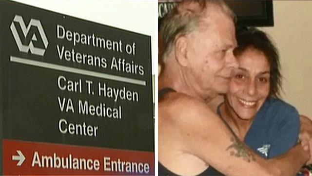 Veterans left to die on 'secret' waiting lists?