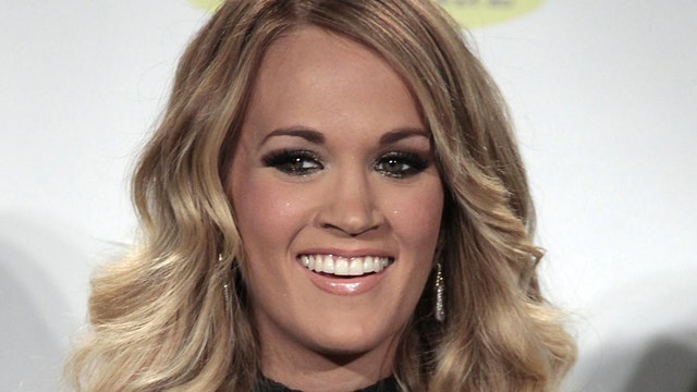 Carrie Underwood makes Time 100