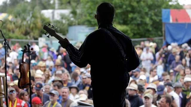 Jazz Fest: Sowing the seeds of Louisiana culture