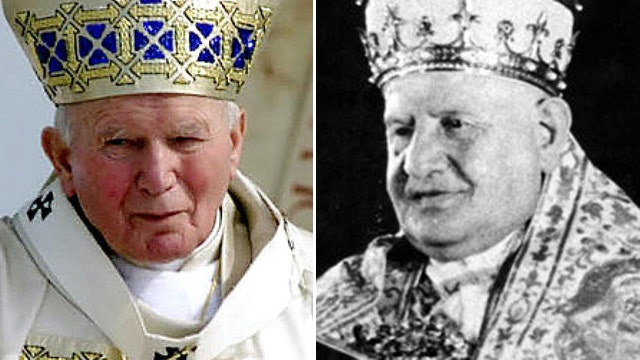 Popes John XXIII and John Paul II's impact still felt today
