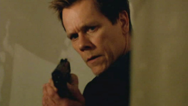 Kevin Bacon kept in the dark for 'The Following' finale