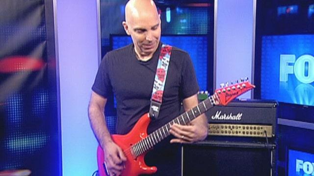 Joe Satriani: 'Satch Boogie' live