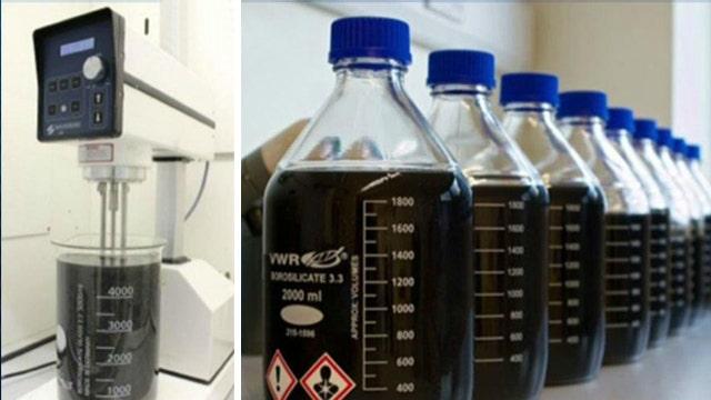 Scientists whip up 'wonder material' with blender, detergent
