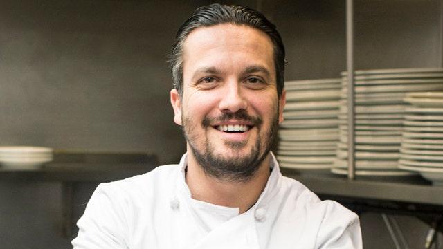 Kitchen Superstars: Fabio Viviani keeps it simple