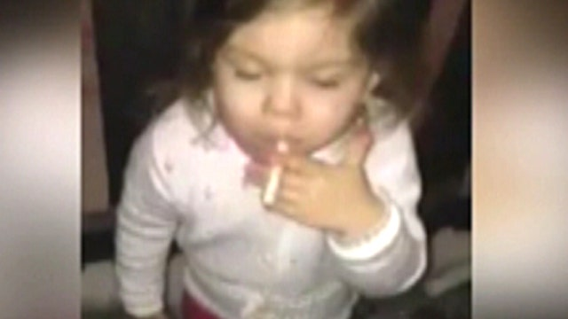 Social Buzz: Disgusting videos of toddlers smoking go viral