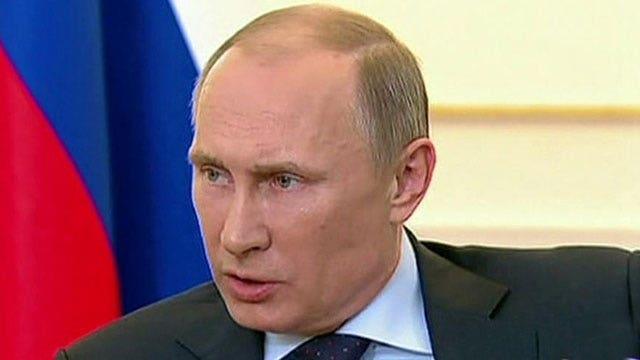 Pinheads: Vladimir Putin
