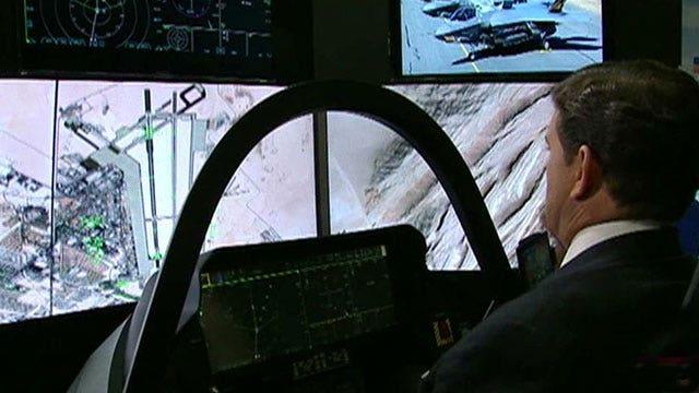 CEO of Lockheed Martin talks the future of US technology