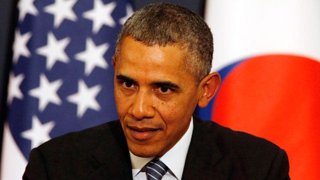 Obama attempts to flex US muscle on Asia trip