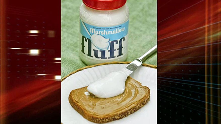 Move to officially declare the fluffernutter