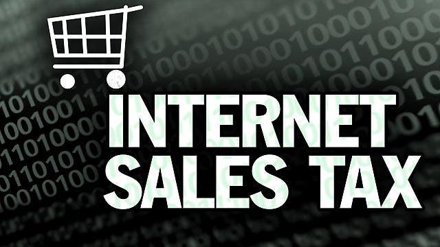 internet sale tax