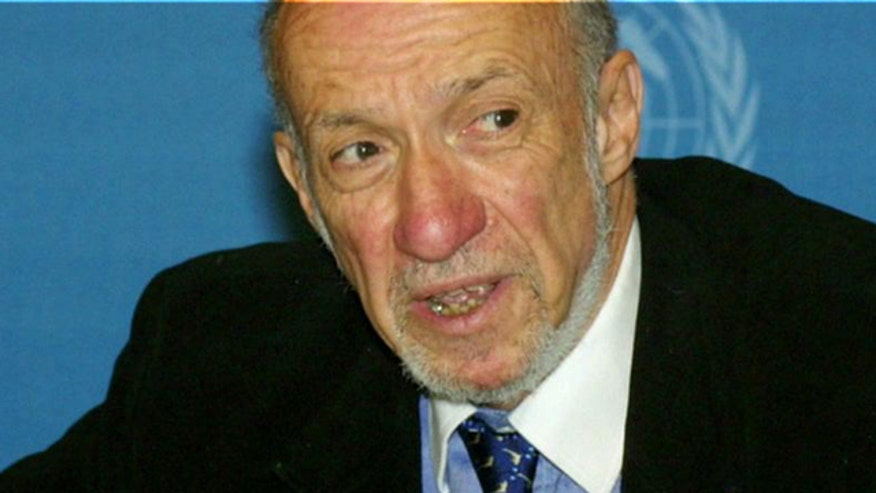 UN official Richard Falk sparks outrage by saying the US is to blame for the Boston Marathon bombings - and we pay part of his salary