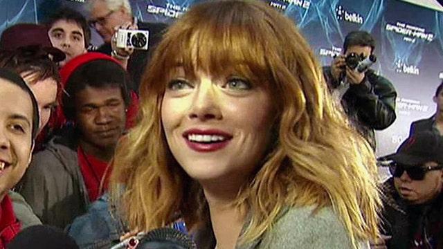 Stars dish on 'Amazing Spider-Man' sequel