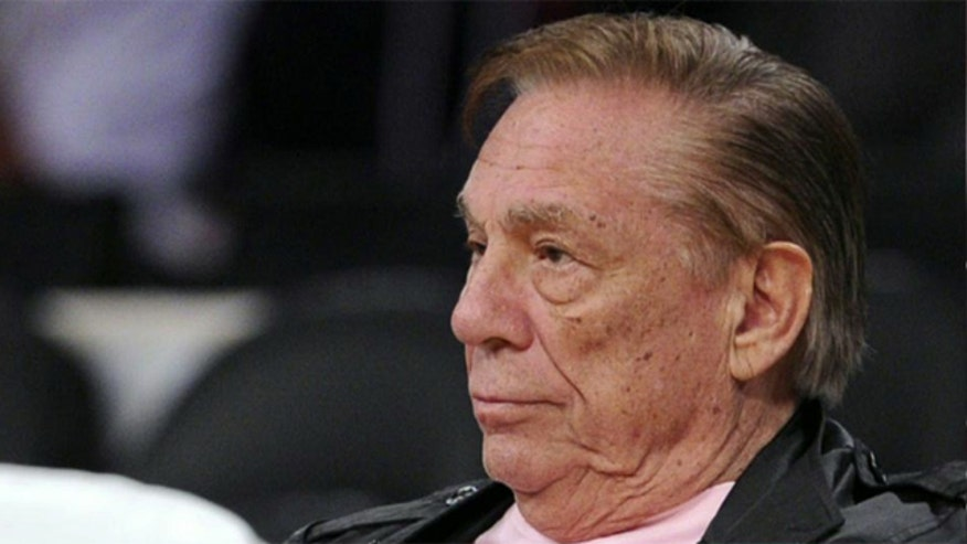 Alleged recording of L.A. Clippers owner has him making racist comments to girlfriend