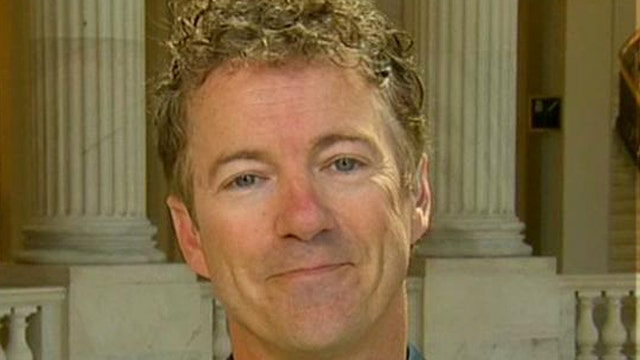 Sen. Rand Paul on security vs. privacy
