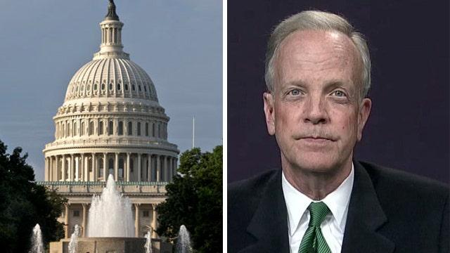 Sen. Jerry Moran discusses the 2014 Senate races