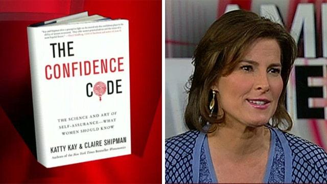 'The Confidence Code': Bridging the gap between women, men