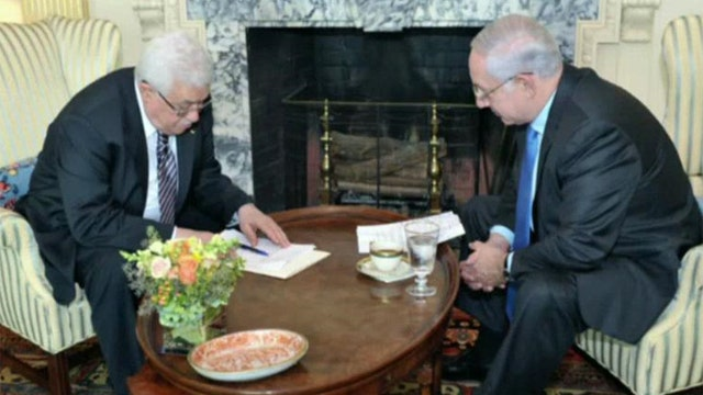 Israeli officials suspend peace talks with Palestinians