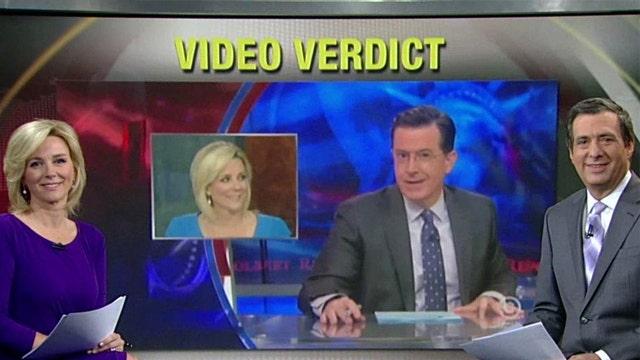 Colbert, Chelsea and 'Media Buzz'
