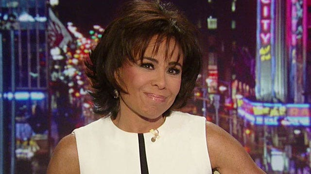 Judge Jeanine: Oh to put 'Dirty Harry' under oath