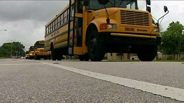 Student suffers seizure on school bus, aid denied