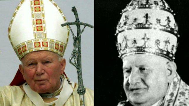 Impact, importance of Vatican's dual canonization
