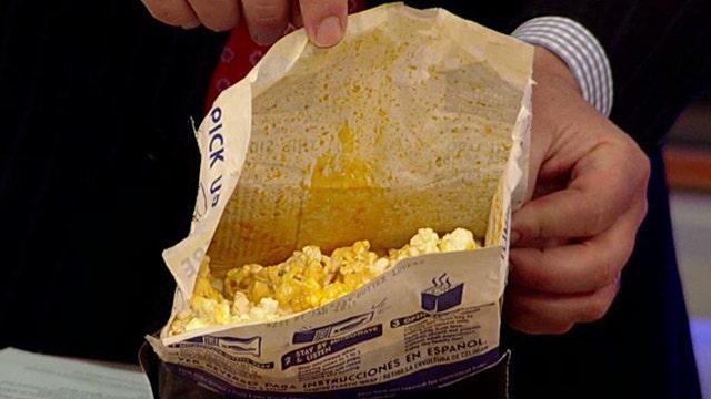 Fox Flash: Microwave popcorn dangerous?