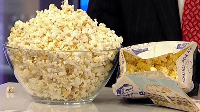 Hidden dangers in microwave popcorn?