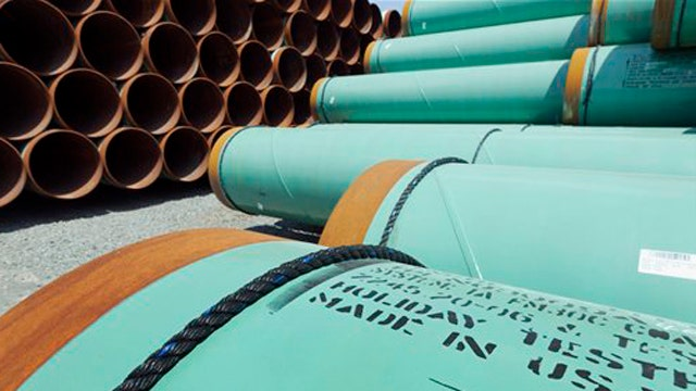 Keystone pipeline indecision putting jobs at risk?