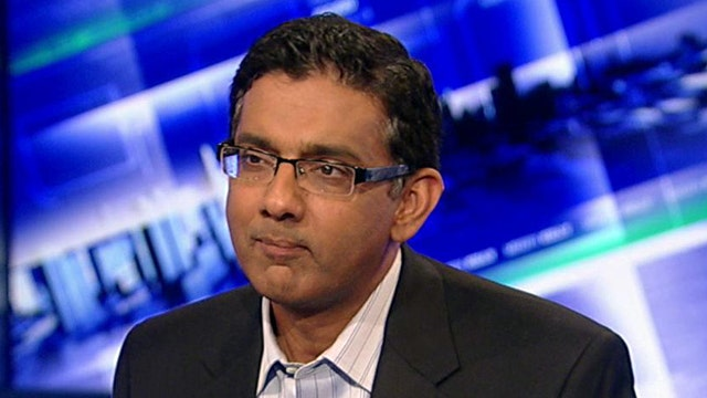 Exclusive: Dinesh D'Souza on 'moral underpinning' of Obama
