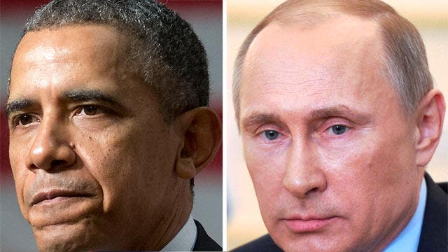 Did Obama swing and miss on Russia again?