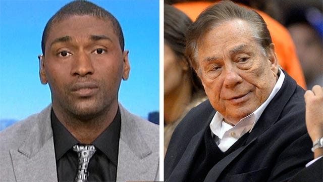No World Peace for Clippers owner?
