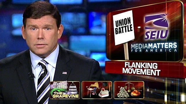 Grapevine: Media Matters vs. SEIU
